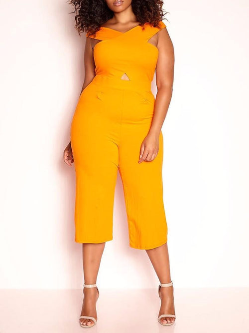 Wholesale Crossover Jumpsuit