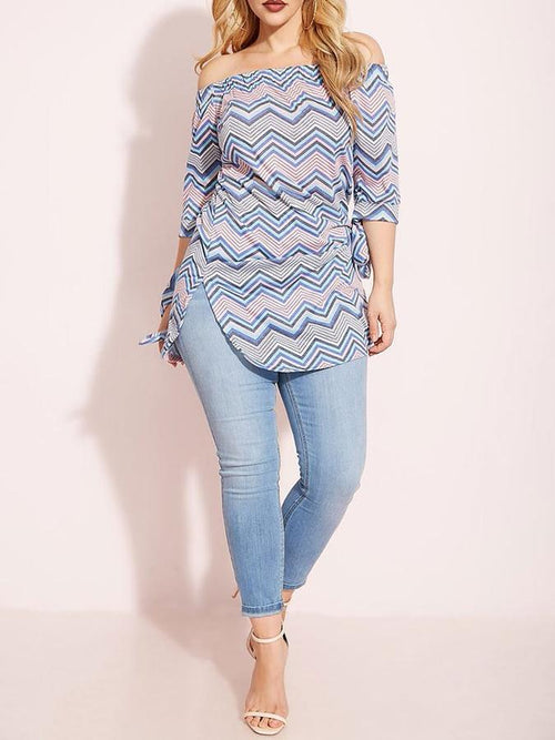 Wholesale Over The Shoulder Tunic