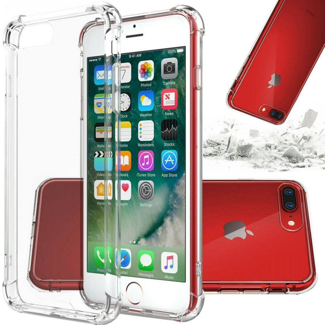 Clear Cover iPhone 6/7/8Plus/X/XR/Xs/11