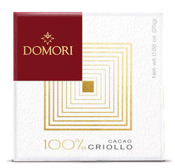 DOMORI CHOCOLATES (CLICK FOR OPTIONS)