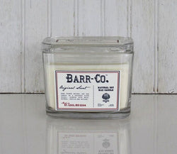 BARR-CO 2-WICK CANDLE