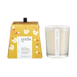 LUCIA No3 SOY WAX CANDLE 50h