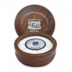 LEA CLASSIC SHAVING SOAP IN WOODEN POT