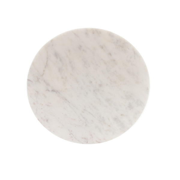 BELLE DE PROVENCE ROUND MARBLE CHEESE BOARD