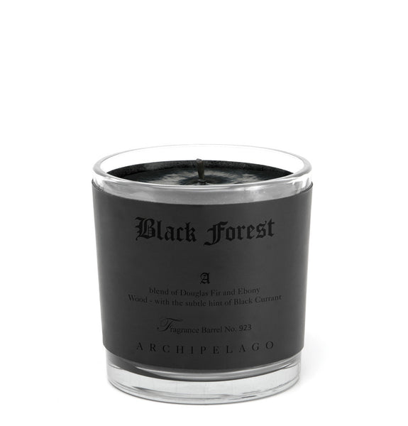BLACK FOREST PRESS CANDLE
