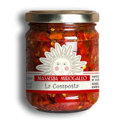 MASSERIA MIROGALLO CRUSHED PEPPERS