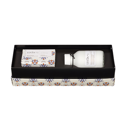 LUCIA No11 LOTION & SOAP GIFT