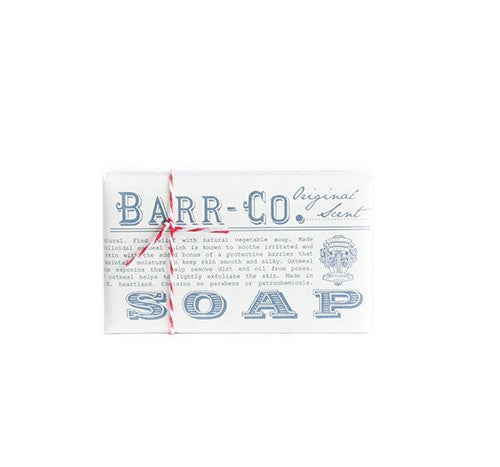 BARR-CO OATMEAL BAR SOAP