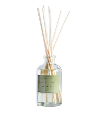 K HALL DESIGNS MOSS SCENT DIFFUSER