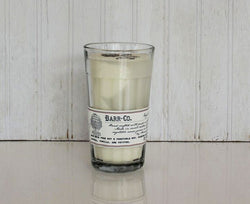BARR-CO ORIGINAL SCENT GLASS TUMBLER CANDLE