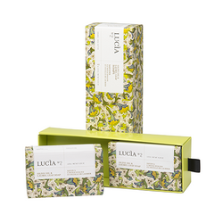 LUCIA No2 TWO-PACK SOAP