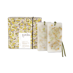 LUCIA No2 SCENTED WAX TABLET