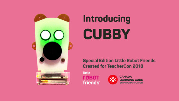 Introducing Cubby