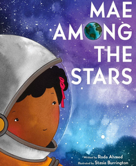 Mae Among The Stars - Book Cover