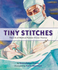 Tiny Stitches Book Cover