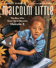 Malcolm Little Book Cover