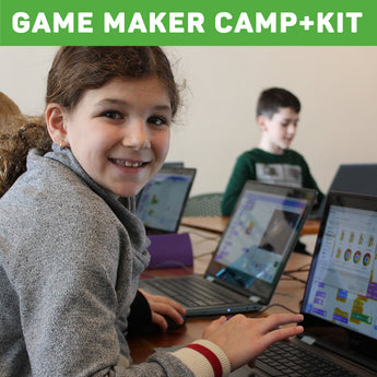 Game Makers Camp + Kit (Reservation)