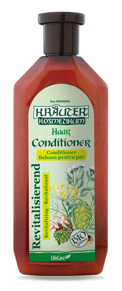 Kräuter® Revitalizing hair conditioner with BIO herbs