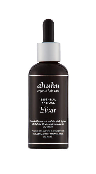 Elixir Ahuhu moisturizer for hair growth, 100 ml