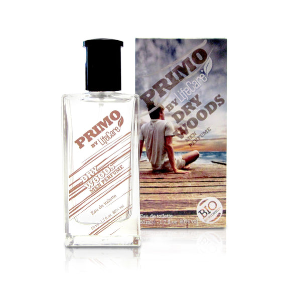 Primo by Life Care®. Dry Woods MEN Perfume
