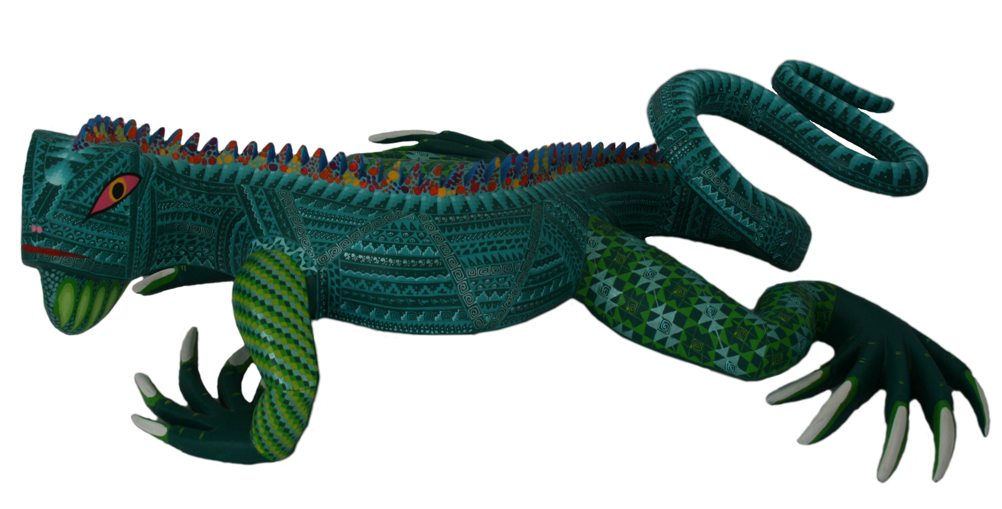 Iguana - Average Quality Alebrijes