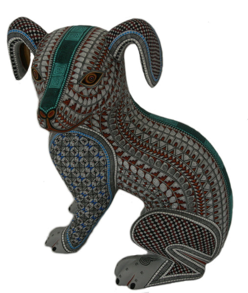 Dog - Loyalty and Humility - Fine Alebrijes