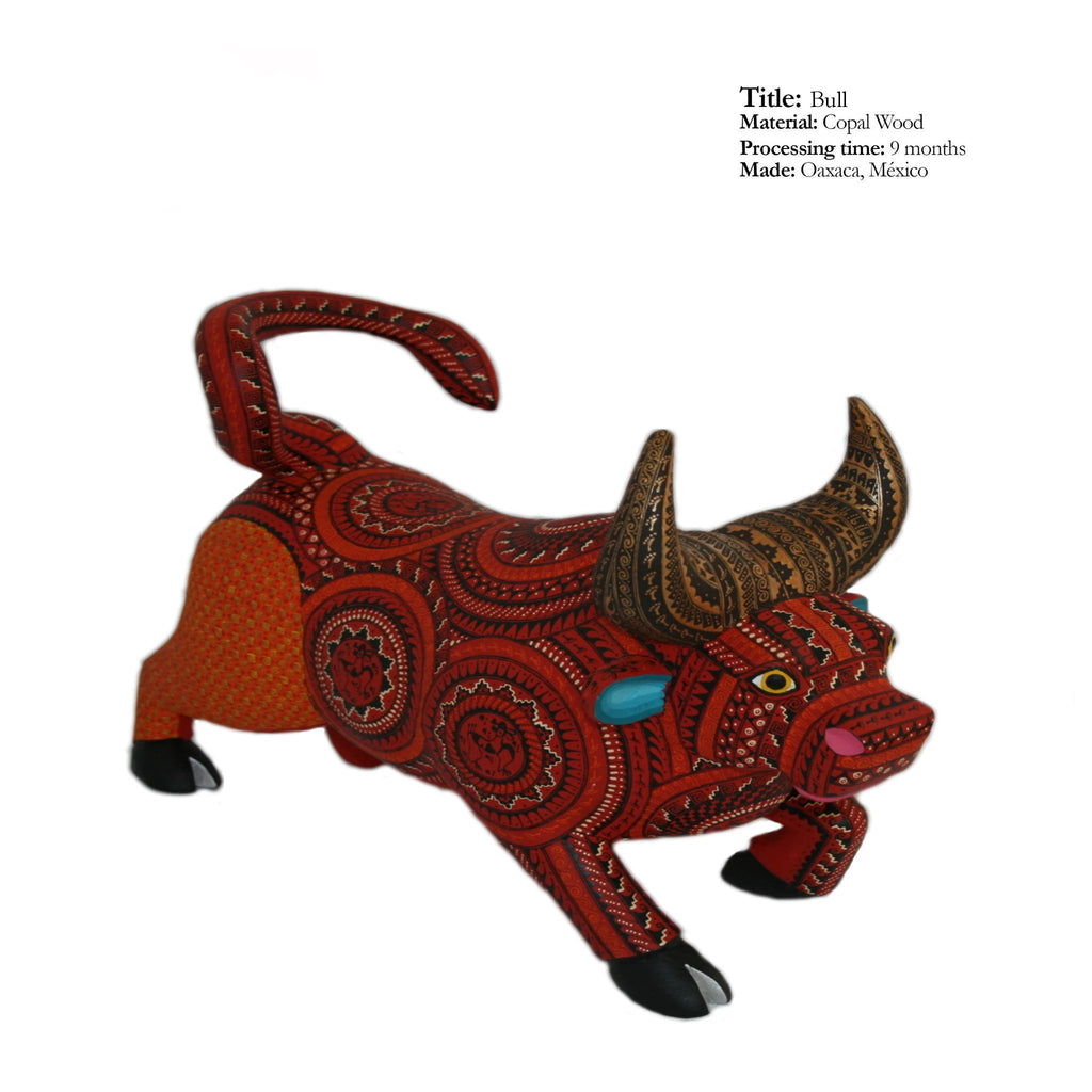 Bull - Average Quality Alebrijes