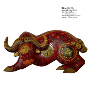 Buffalo - Average Quality Alebrijes