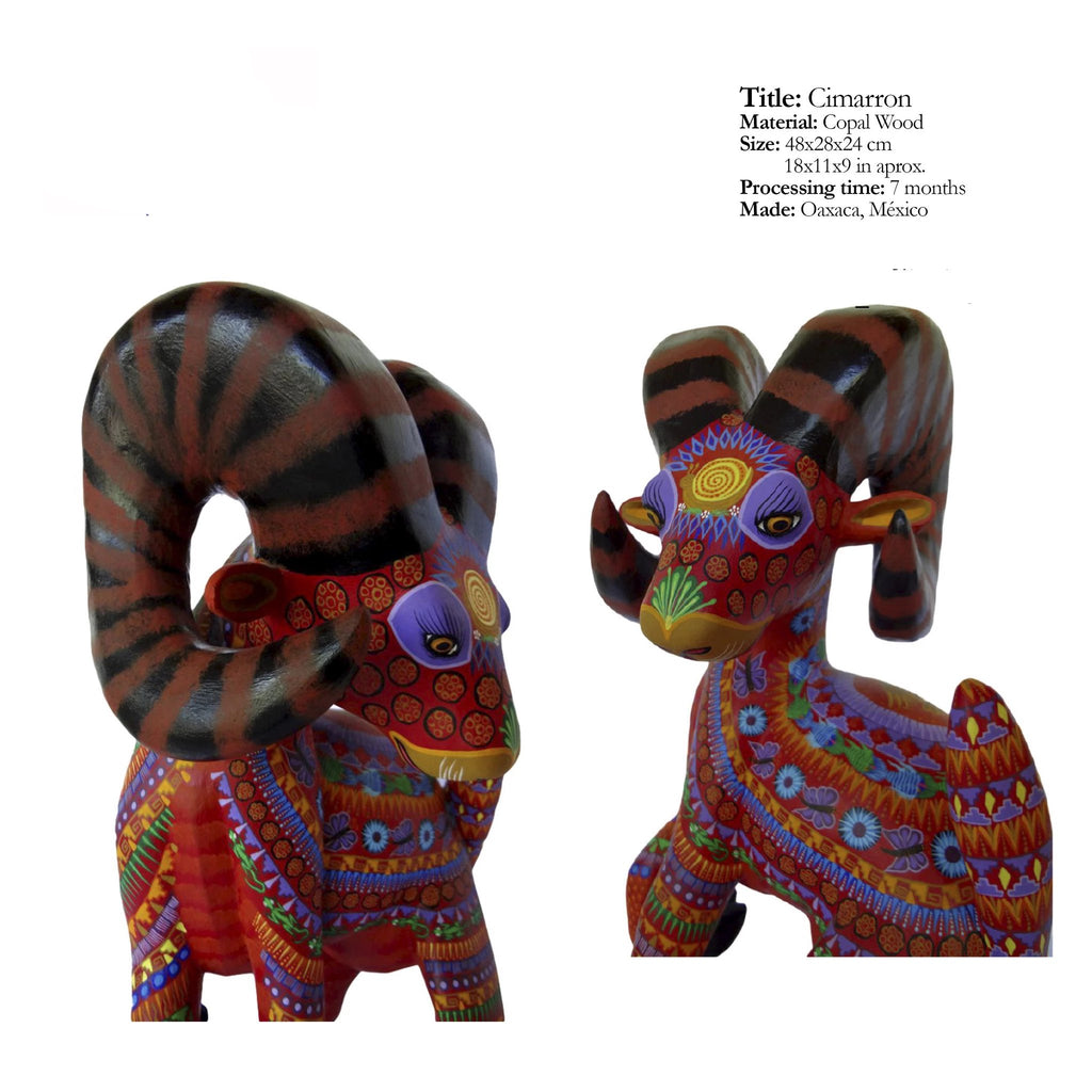 Cimarron - Average Quality Alebrijes