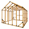 10X10 Standard Chicken Run Kit