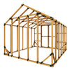 10X12 Standard Storage Shed Kit