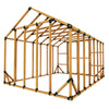 10X14 Standard Storage Shed Kit