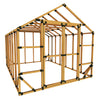 10X14 Standard Chicken Run Kit