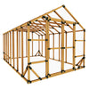 10X16 Standard Chicken Run Kit