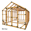 10X16 Standard Storage Shed Kit