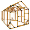 8X16 Standard Chicken Run Kit