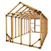 8X16 Standard Storage Shed Kit