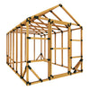 8X12 Standard Chicken Run Kit