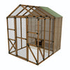 8X10 Chicken/Poultry Coop & Run Kit