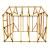 10X10 Chicken/Poultry Coop & Run Kit