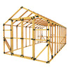 10X20 Chicken/Poultry Coop & Run Kit