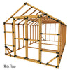 10X20 Standard Storage Shed Kit