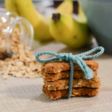 Peanut Butter & Banana - Chew Chew Treats - Healthy Organic Dog Treats