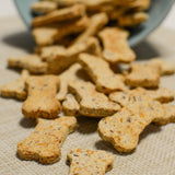 Cheddar 'N Apple - Chew Chew Treats - Healthy Organic Dog Treats