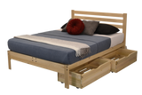 Lexington Platform Bed