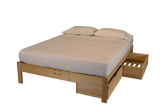 Nomad Plus Platform Bed