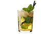 Apple Mojito with Poire from calvados-huet.com