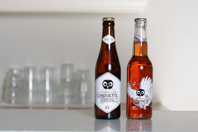 La Chouette Ciders from Mont Saint-Michel