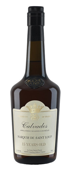 Marquis de Saint-Loup Calvados AOC 15 Years Old