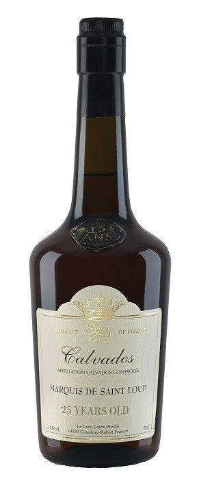 Marquis de Saint-Loup Calvados AOC 25 Years Old